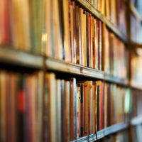 本棚のイメージ